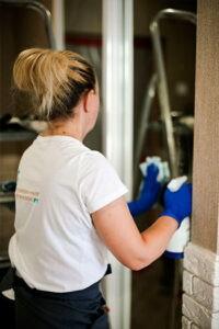 Быстрая и качественная уборка после ремонта компанией