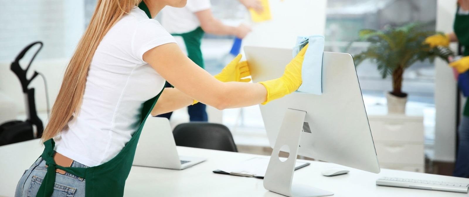 Уборка офисов и коммерческих помещений
