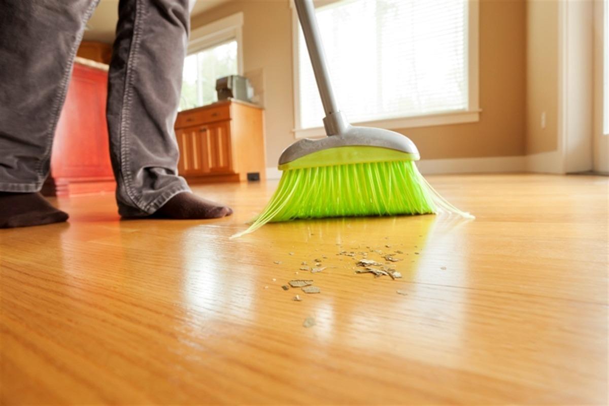 Как уменьшить накопление пыли в доме