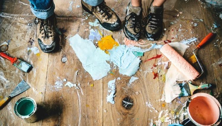 как вывести запах краски после ремонта