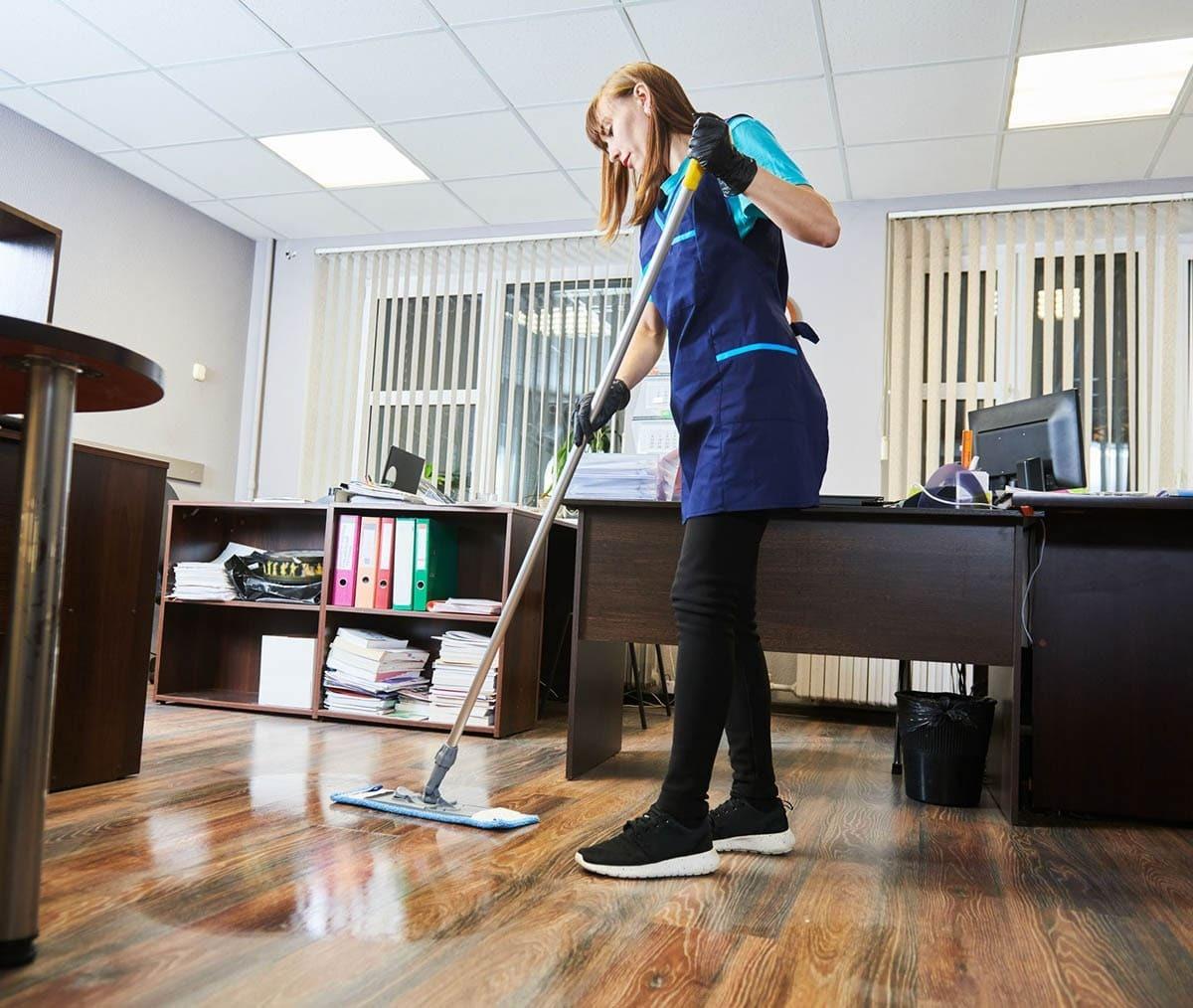 Генеральная уборка офиса как часто проводить?