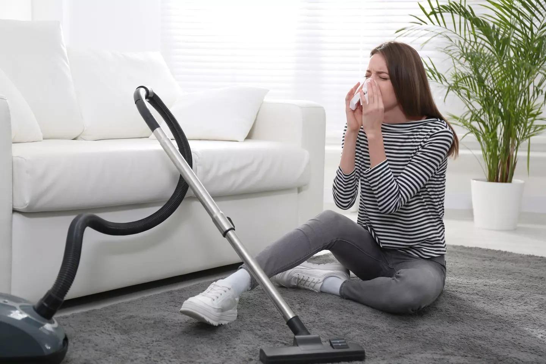 Требования к уборке помещений, где живет аллергик