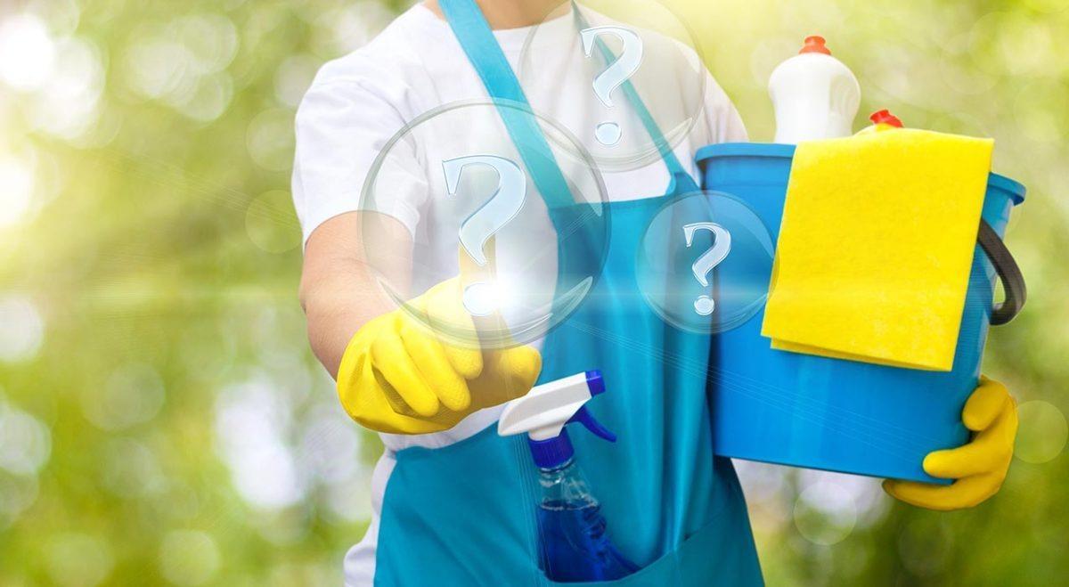 Как принимать у менеджера мобильной бригады выполненные работы по уборке в конце рабочего дня