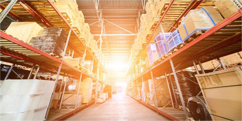 Особенности уборки логистических центров и складских помещений