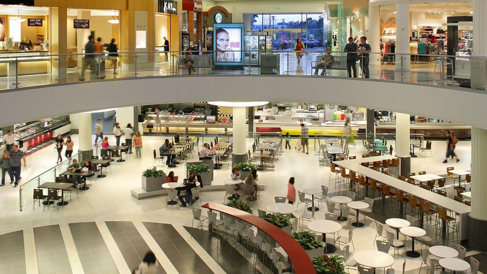Особенности обслуживания торговых центров в Одессе