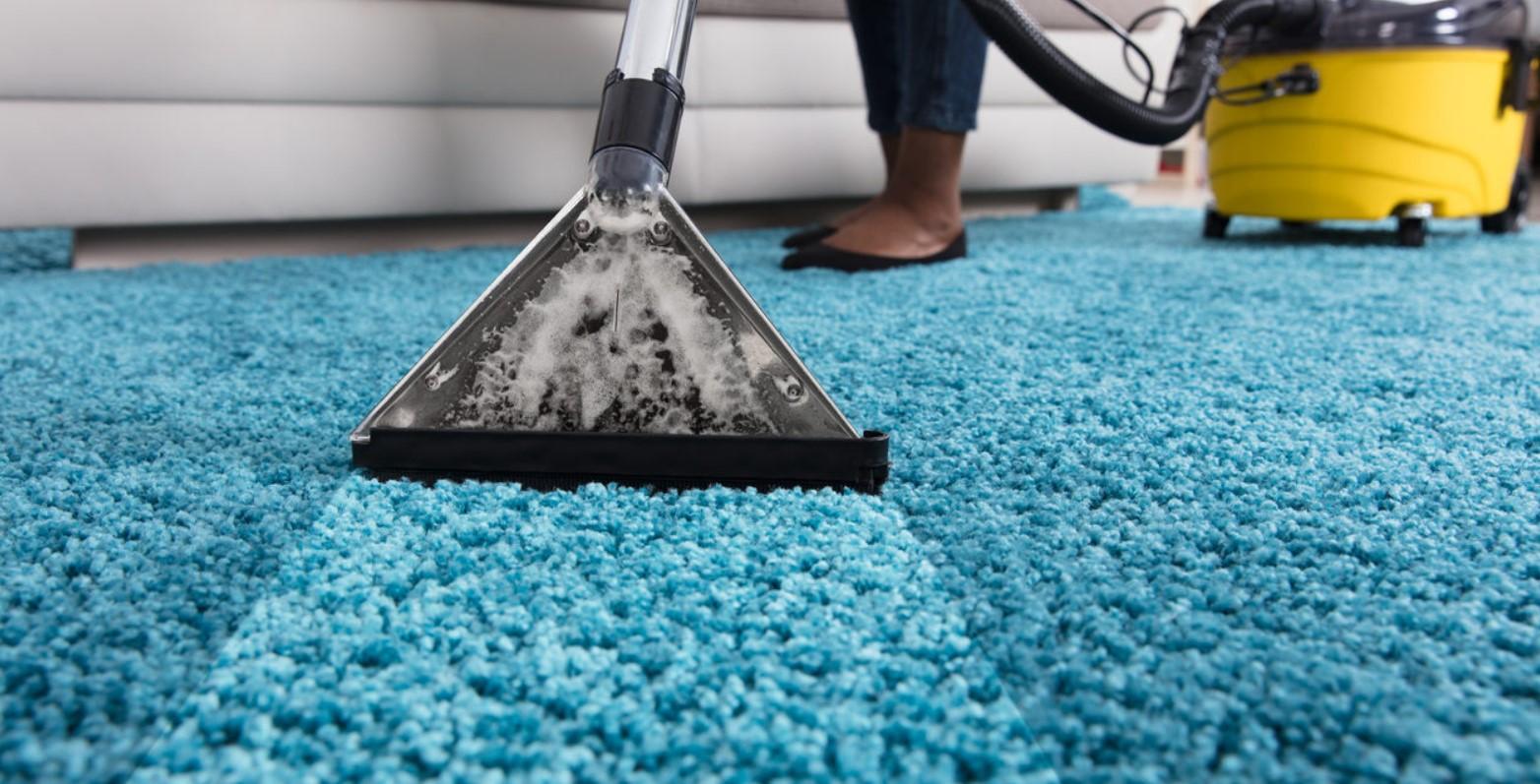 Как очистить ковровые покрытия в домашних условиях