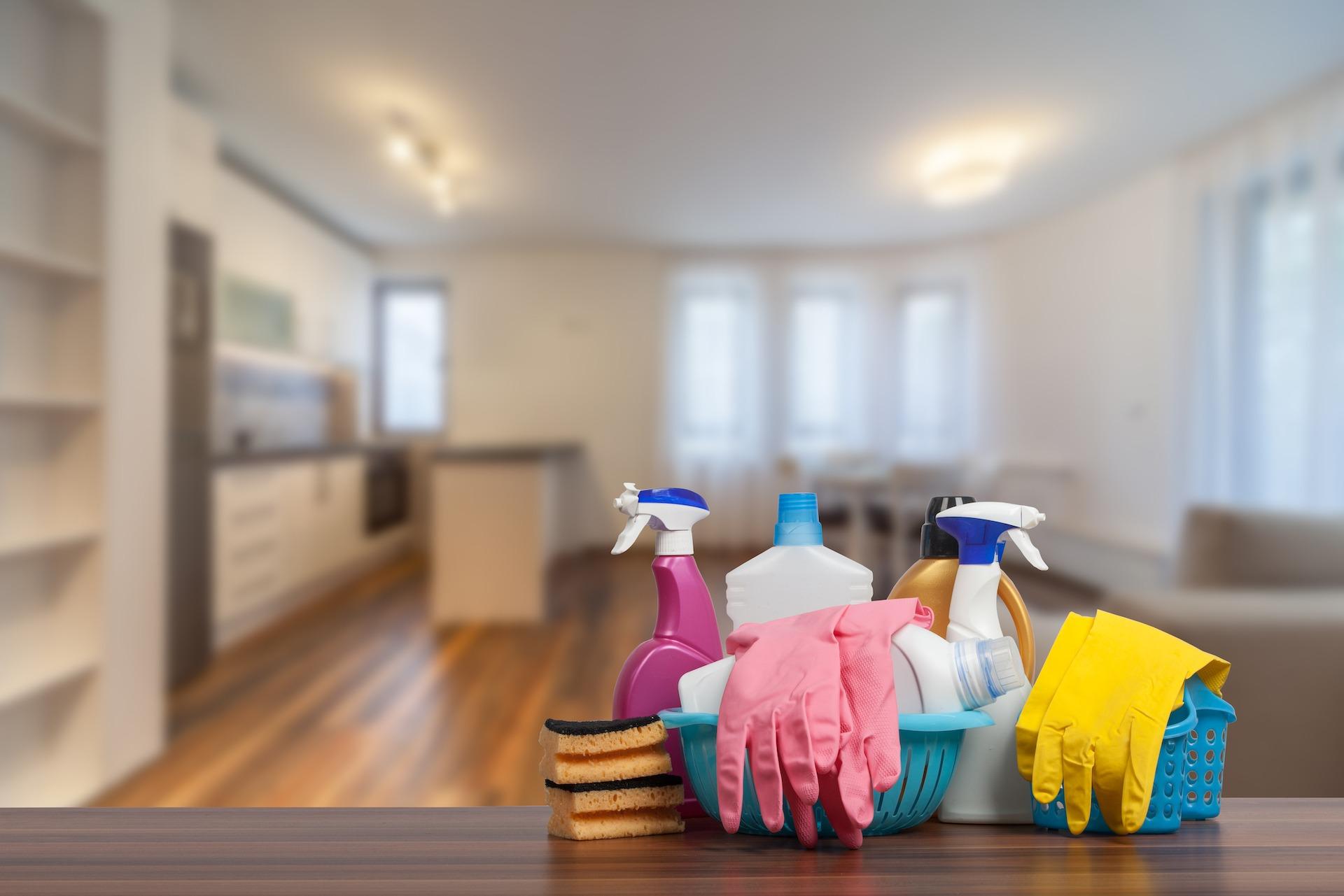 Особенности уборки после ремонта квартир и домов